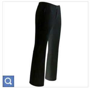 Fera Heaven Stretch Snow Pant Black Size 6 R